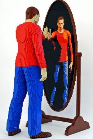 LEGO-скульптуры Натана Савайя — фото 7