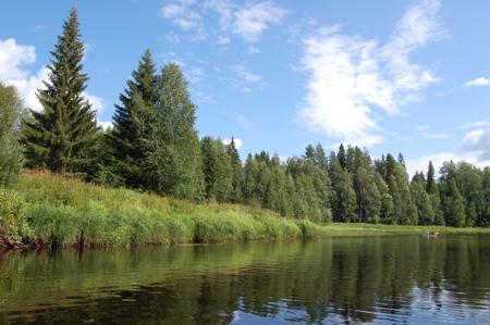 Рафтинг в Карелии – лучший способ отдохнуть от цивилизации — фото 14