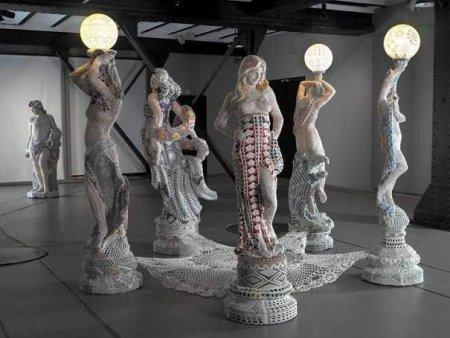 Скульптуры. Автор Джоана Васконселос
