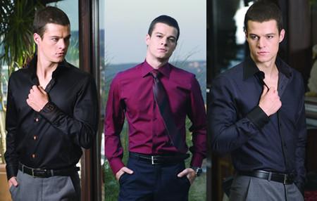 Модные мужские рубашки весна-лето 2011 года — фото 1