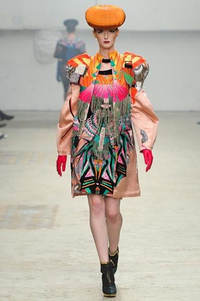 Неделя парижской моды — фото 7