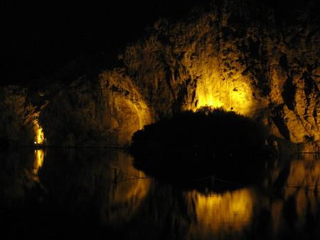 Ущелье озера Вульягмени