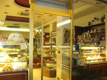 кондитерская — рай для сладкоежек