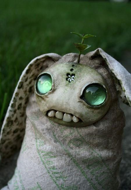 Зайки Аманды Спейд: на лицо ужасные, добрые внутри — фото 7