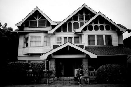 Симпатичный новый домик