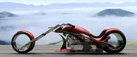 Lamborghini Concept Adriani  мотоцикл будущего — фото 5