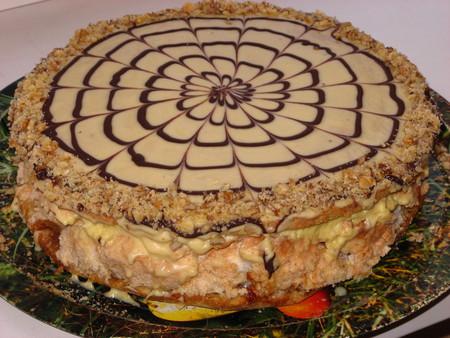 Торт паутинка торты и выпечка еда