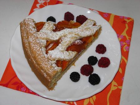 Пирог с абрикосами — фото 9