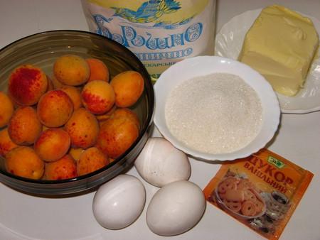 Пирог с абрикосами — фото 2