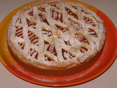 Пирог с абрикосами — фото 8