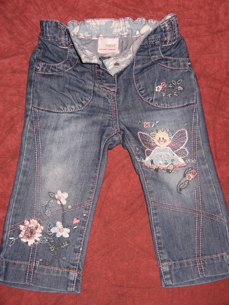Детская одежда от Next - все, что надо маленькой прелестнице — фото 5