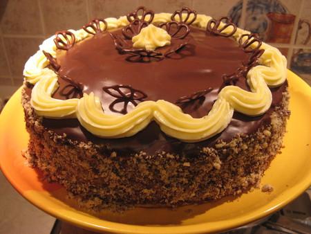 Пражский торт — фото 1