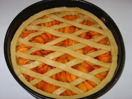 Пирог с абрикосами торты и выпечка