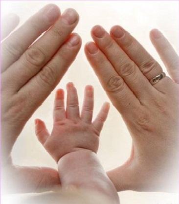поддержка нужна не только будущей мамочке, но и малышу!