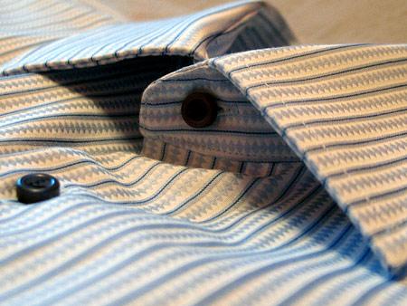 Мужская рубашка Ralph Lauren Purple Label — фото 1