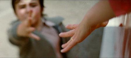 А иногда приходиться бежать и тянуться рукой. И от это зависит твоя жизнь