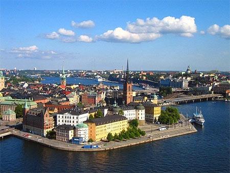 Туры в Скандинавию из Петербурга