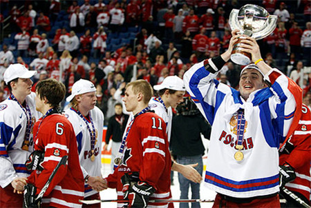 Побееееееедааааааа! Молодежная сборная России по хоккею стала чемпионом мира! — фото 6