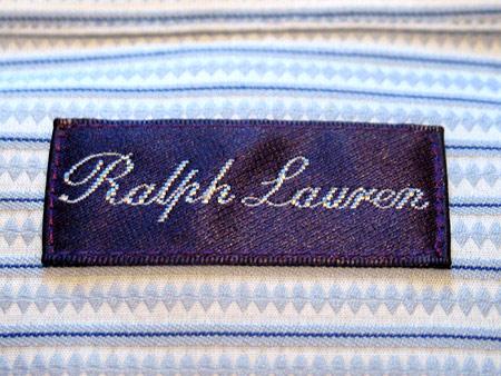 Мужская рубашка Ralph Lauren Purple Label — фото 6