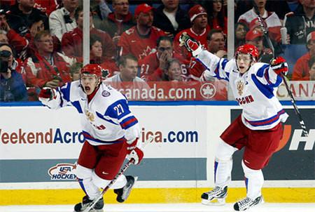 Побееееееедааааааа! Молодежная сборная России по хоккею стала чемпионом мира! — фото 4