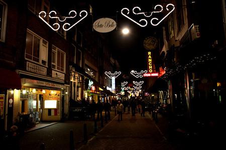 Амстердамская ночь