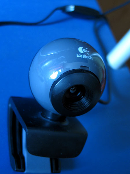 Logitech Webcam C160