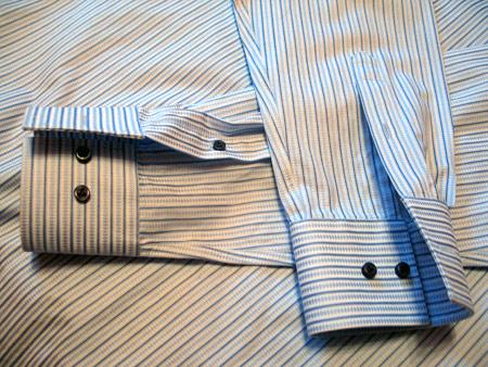 Мужская рубашка Ralph Lauren Purple Label — фото 4