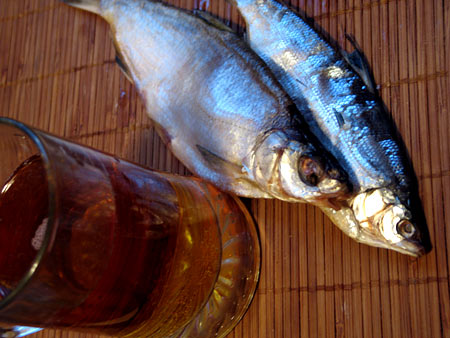 Рыбец, пелядь, кружка, пиво в кружке