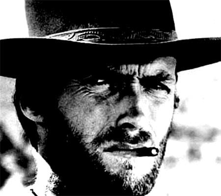 Клинт Иствуд — икона жанра вестерна