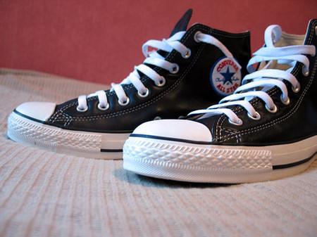 Converse 1S581 Black собственной персоной