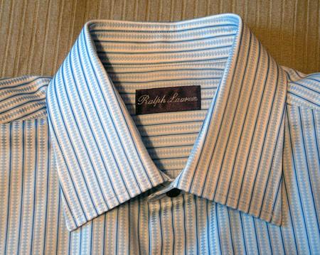 Мужская рубашка Ralph Lauren Purple Label — фото 3