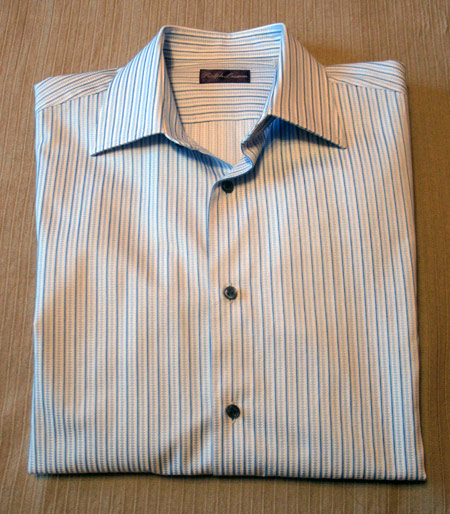 Мужская рубашка Ralph Lauren Purple Label — фото 2
