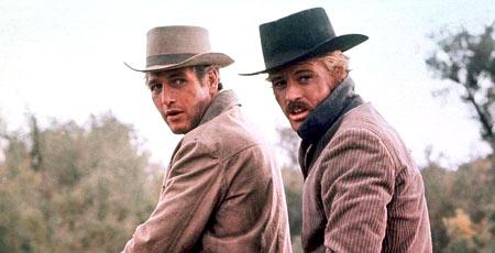 Два верных бандита
