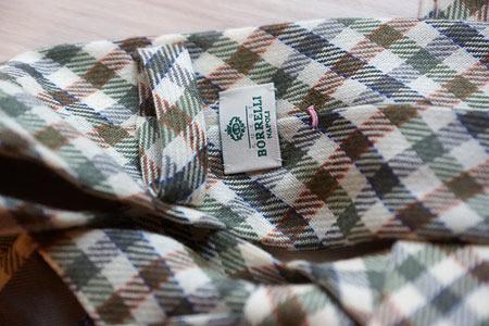 Логотип Borrelli
