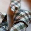 Кашемировый галстук Borrelli в клетку. Утепляемся