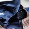 Borrelli против Borrelli. Элегантные шерстяные галстуки Borrelli сделают вас лучше