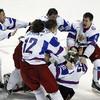 Побееееееедааааааа! Молодежная сборная России по хоккею стала чемпионом мира!