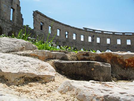 Знаменитая Арена — место гладиаторских боёв