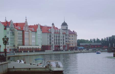 Отрадно, что сейчас в Калининграде вновь строятся здания европейского типа