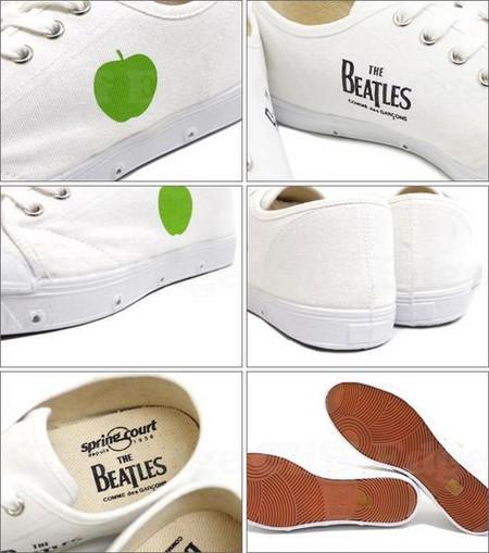 Выпущены дизайнерские кеды в честь The Beatles — фото 3