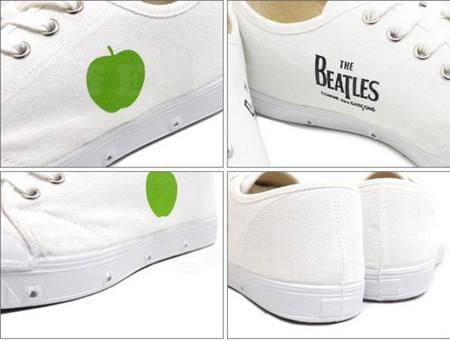 Выпущены дизайнерские кеды в честь The Beatles — фото 5