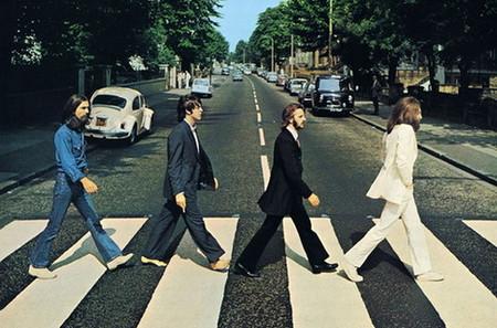 знаменитая обложкa альбома «Abbey Road»