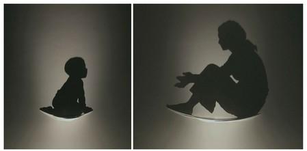 «Akari» (2009) – дерево, свет, тень