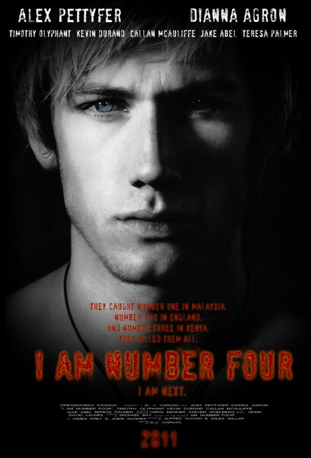 «Я – четвертый» («I Am Number Four») — фото 1