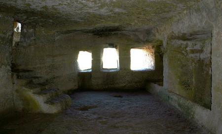 Старинная крепость Чуфут-Кале — фото 2