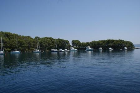 На яхте вдоль побережья Хорватии — фото 23