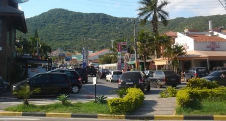 Флорипа. Городской пейзаж
