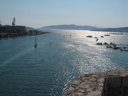 На яхте вдоль побережья Хорватии — фото 24