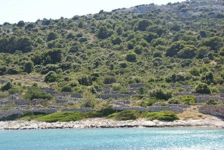На яхте вдоль побережья Хорватии — фото 4