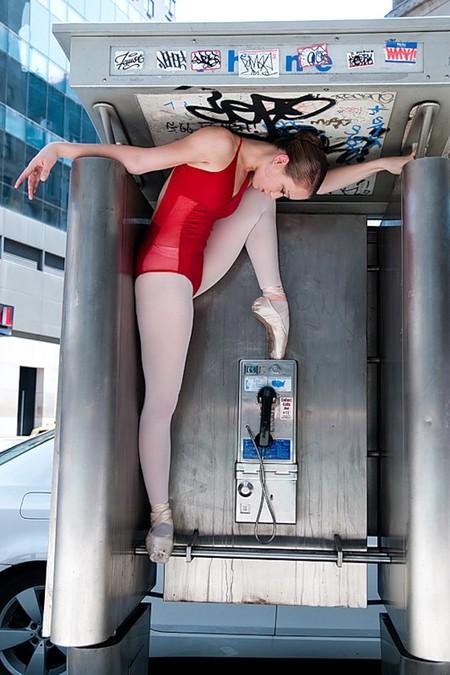 Торжество грации и пластики - фотографии балерин от Vihao Pham — фото 5